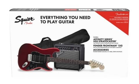 fender squier affinity pack hss