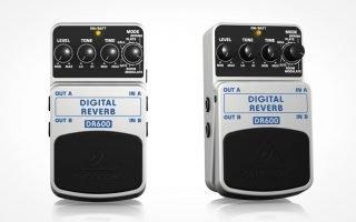 Behringer DR600 Digital Reverb