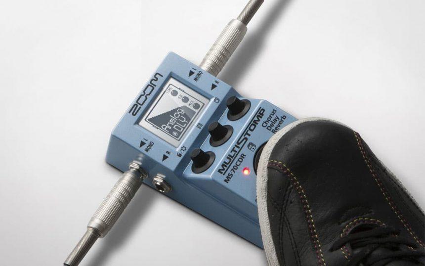 Zoom MS-70CDR Multiefectos