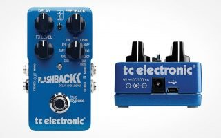 TC Electronic Flashback delay and looper