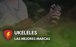 Mejores marcas de ukelele