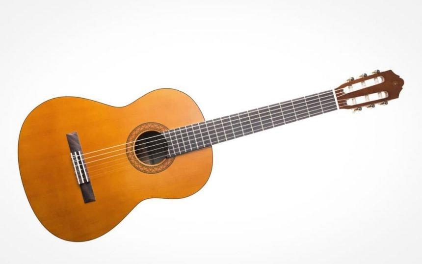 Yamaha C40 II guitarra española