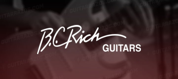 B.C. Rich guitarras electricas