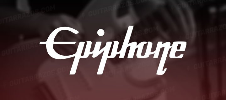 Epiphone marcas guitarra